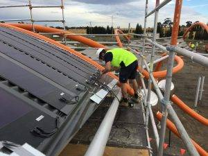 Industrial Electrician Thomastown